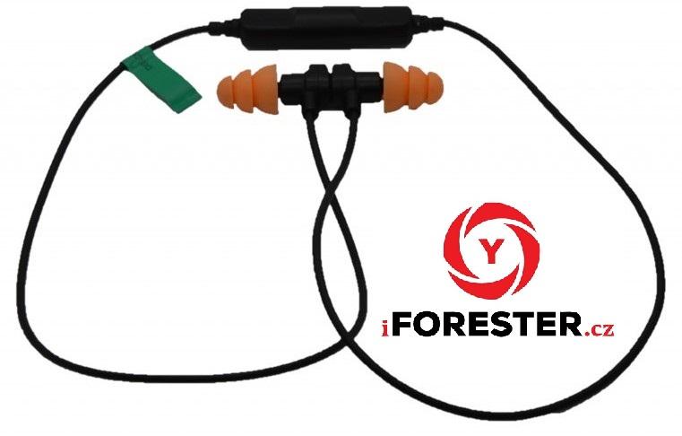Elektronické špunty ODEON do uší pro střelce - standard