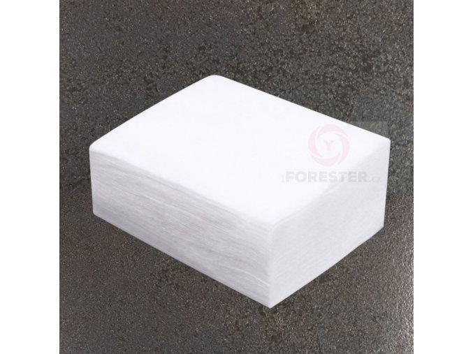 """Bavlnené čistiace handričky ODEON 3/4"""" pre kaliber .177 / 4,5 mm - .22 cal / 5.56 mm - 200 KS"""