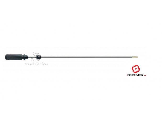 Karbónová tyč vyterák ODEON pre hlaveň s + Vymedzovač - 80 cm / Ø 5 mm, Ø 6 mm, Ø 7 mm