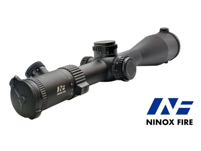 Puškohľad NINOX FIRE 10-40x56 SFP
