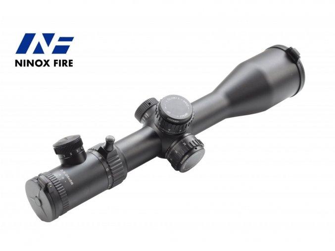Puškohľad NINOX FIRE 3.5-25x56 SFP