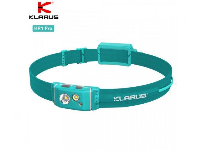 Ultra Tenká LED čelovka Klarus HR1 Pro, 400 lumenov, nabíjacie