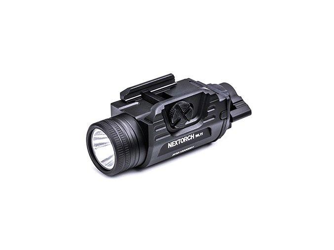 Taktické svietidlo na zbraň NexTorch WL11 - 650 lumenov