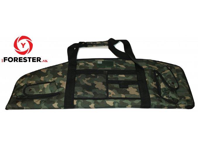 Puzdro na dlhú zbraň Forester 98x33cm - Kamufláž