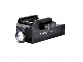 Taktické svietidlo na zbraň - TRUSTFIRE GM21 - 510 lumenov