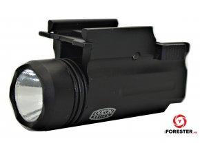 Taktické svietidlo na zbraň