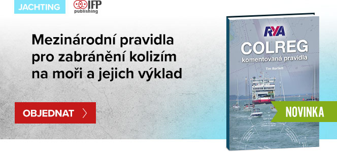 Příručka Colreg - Mezinárodní pravidla  pro zabránění kolizím na moři a jejich výklad