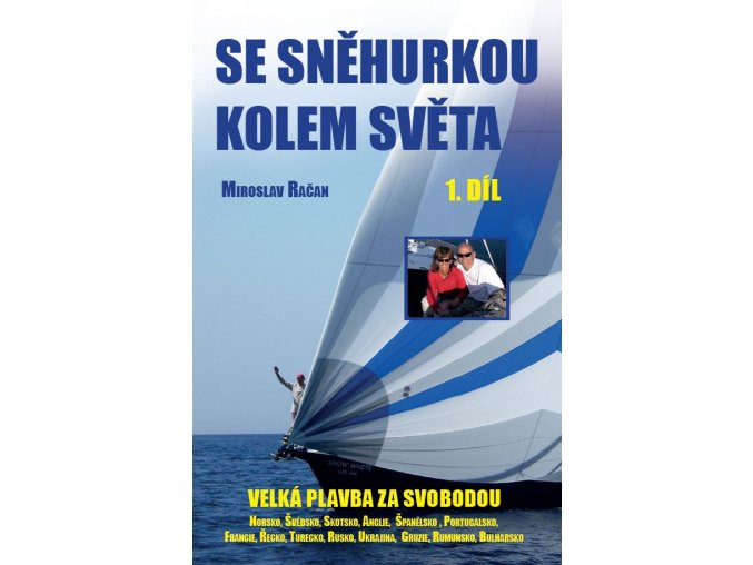 SE SNEHURKOU KOLEM SVETA 500x700