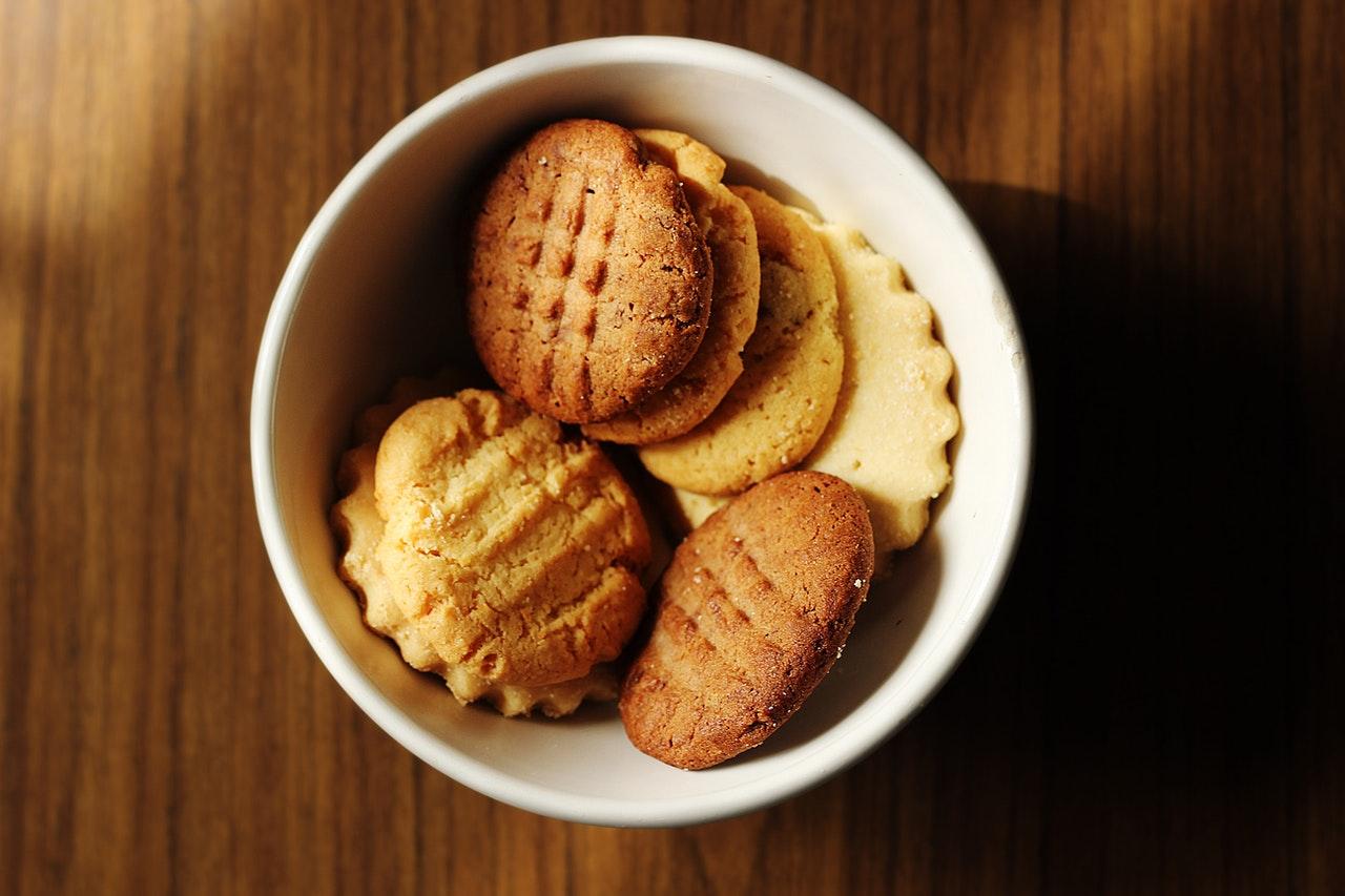 Oplatky a sušenky