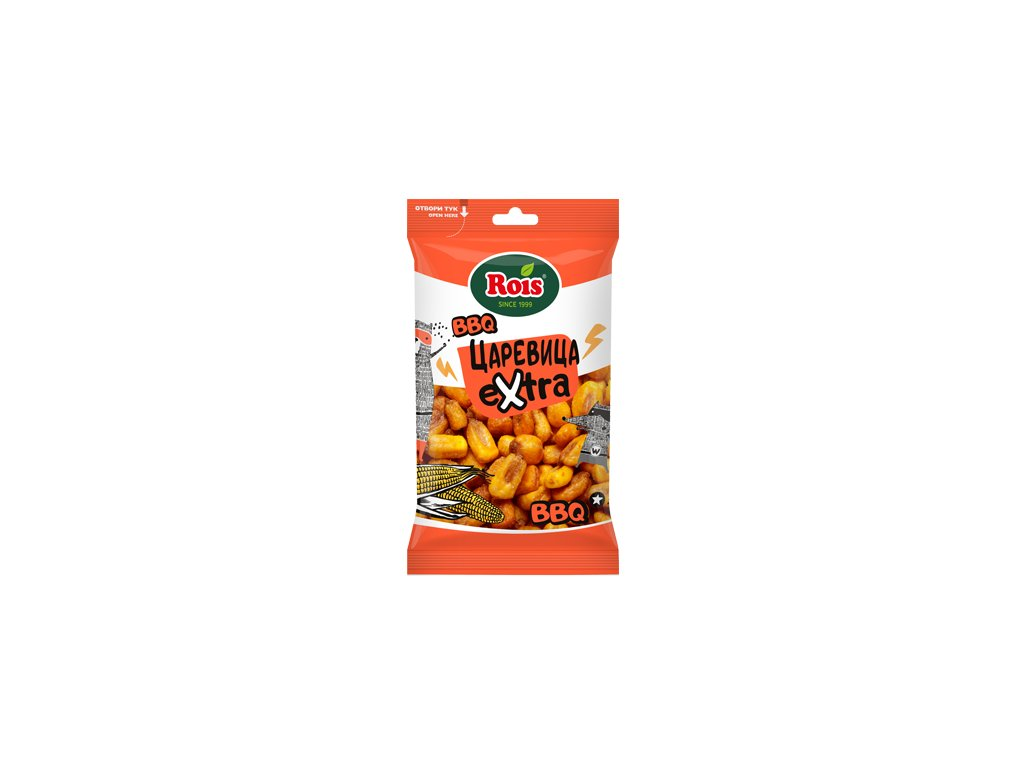 Soft corn extra 50g (96) BBQ