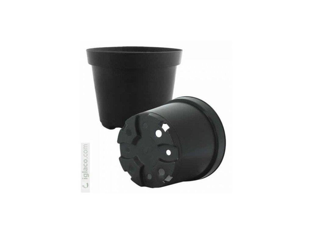 Květník kulatý 2,5 litru - 18 cm