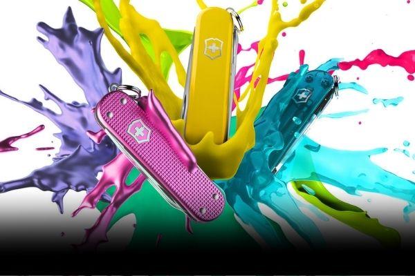 Classic Colors Collection - Barevný svět Victorinox