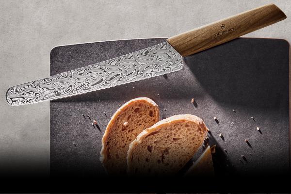 Králové z damascénské oceli mezi kuchyňskými noži