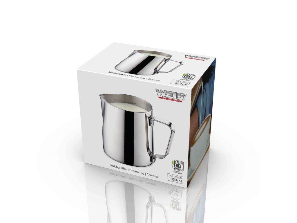 Konvička na mléko 0,3l  WEIS