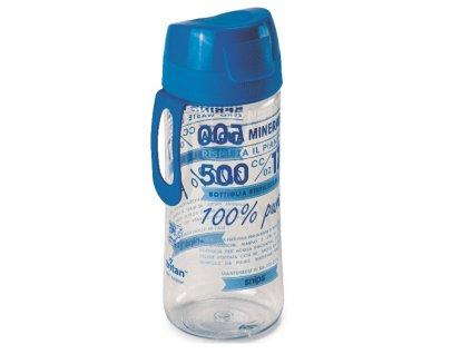 Láhev na vodu se zdobením Mineral water 0,5 l  Snips