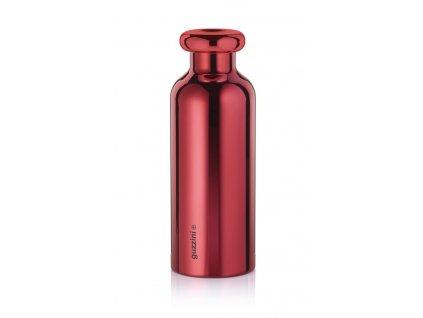 Termoláhev Energy Elegance 500 ml červená  Guzzini