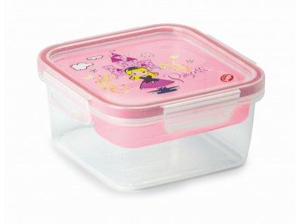 Box na jídlo s motivem princezny 0,8l  Snips