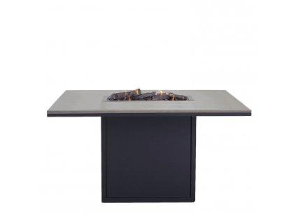 Jídelní stůl s plynovým ohništěm Cosiloft 120  COSI