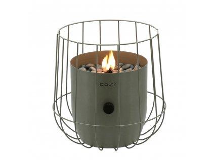Plynová lucerna Cosiscoop Basket olivová  COSI