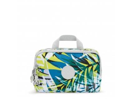 Kosmetická taška JACONITA Bright Palm  Kipling