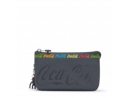 Organizér CREATIVITY L Coca Cola Graphics  Kipling