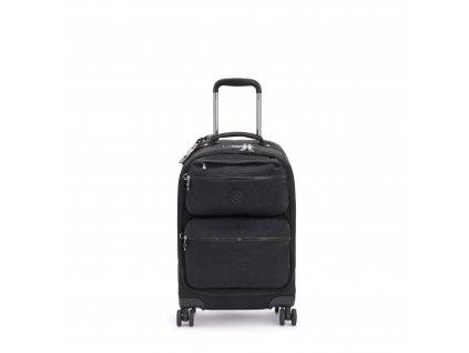 Kabinové zavazadlo CITY SPINNER S Black Noir  Kipling