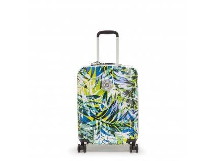 Kabinové zavazadlo CURIOSITY S Bright Palm  Kipling