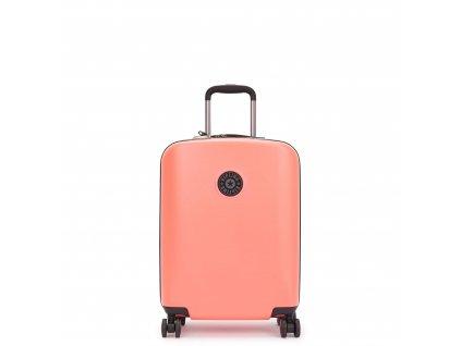 Kabinové zavazadlo CURIOSITY S Fresh Coral  Kipling