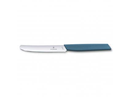 Příborový nůž Swiss Modern 11 cm modrý  VICTORINOX