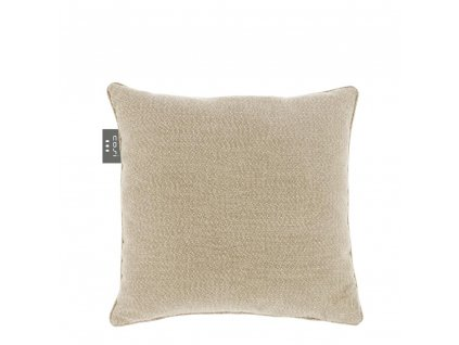 Samohřející polštář 50 x 50 cm pletený béžový  COSI