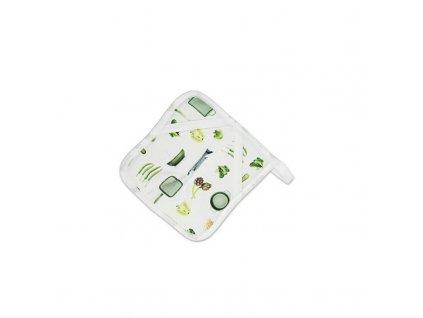 Dr.Green® Podložka pod hrnec, 100% bavlna  Risoli