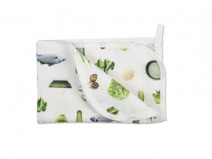 Dr.Green® Kuchyňská utěrka, 100% bavlna  Risoli