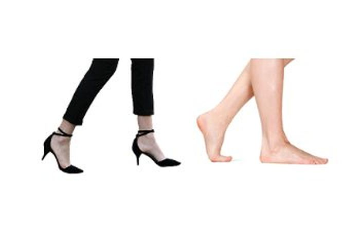 Barefoot obuv vs Minimalistická obuv