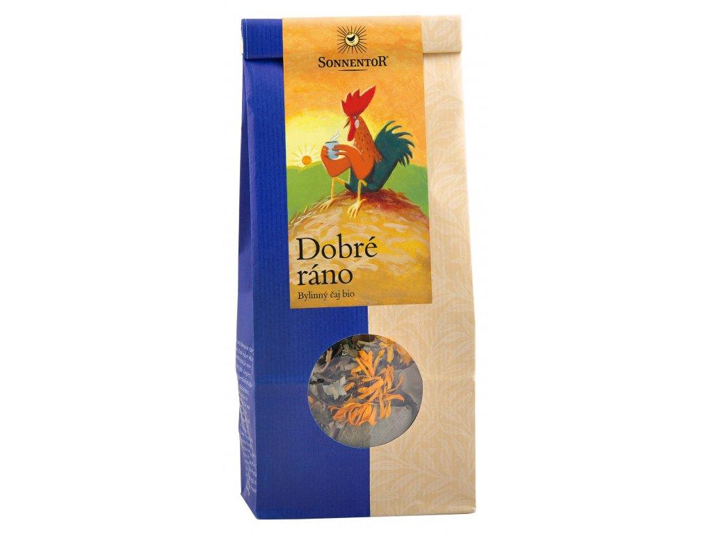 Čaj dobré ráno sypaný Bio 50 g