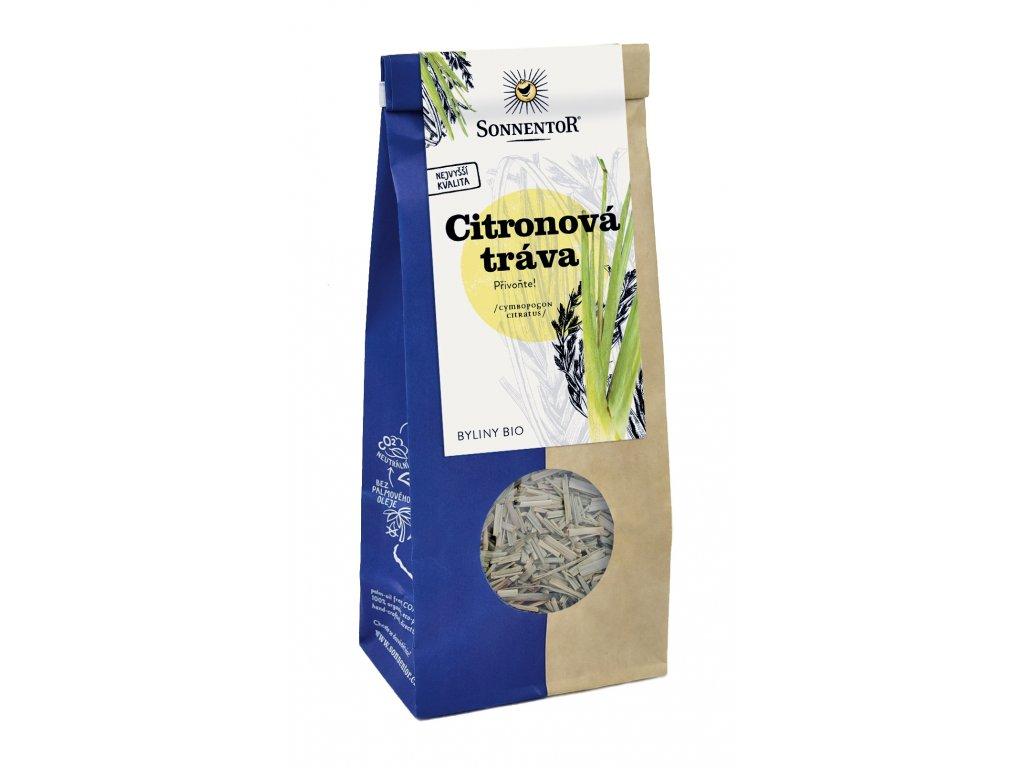 Citronová tráva sypaná Bio 50 g