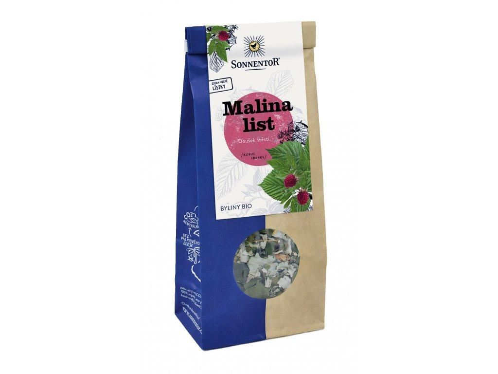 Malina list sypaná Bio 50 g