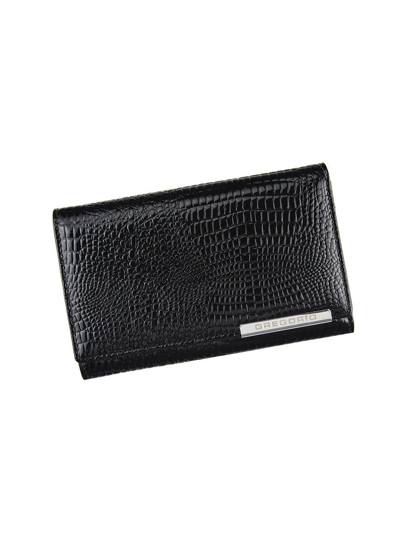 Dámská kožená peněženka Gregorio GF101 černá