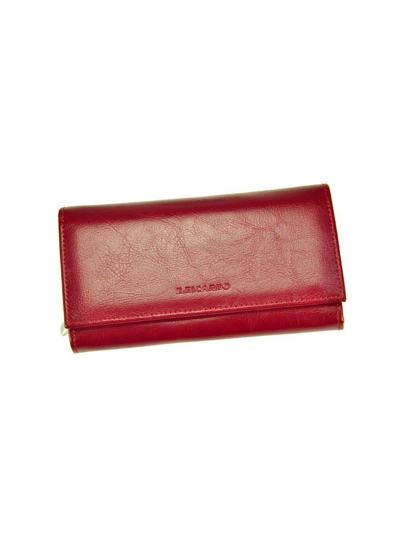 Dámská kožená peněženka Z.Ricardo 035 vinová