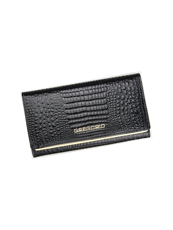 Dámská kožená peněženka Gregorio SLL-114 černá