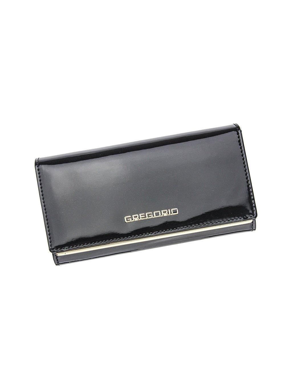 Dámská kožená peněženka Gregorio ZLL-114 šedá