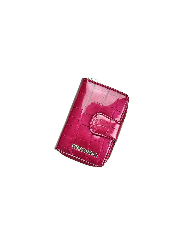 Dámská kožená peněženka Gregorio BC-115 fialová