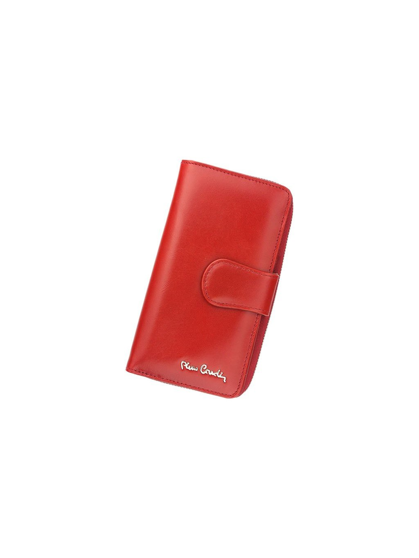 Dámská kožená peněženka Pierre Cardin 01 LINE 116 červená