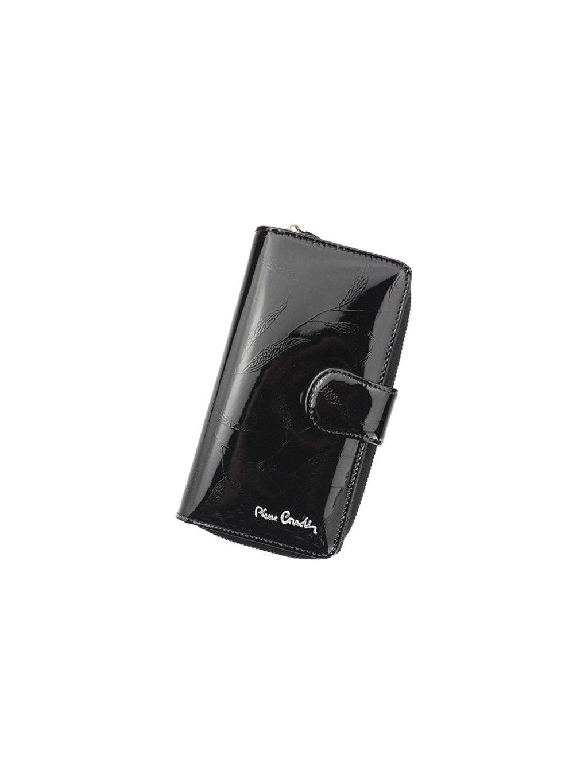 Dámská kožená peněženka Pierre Cardin 02 LEAF 116 černá