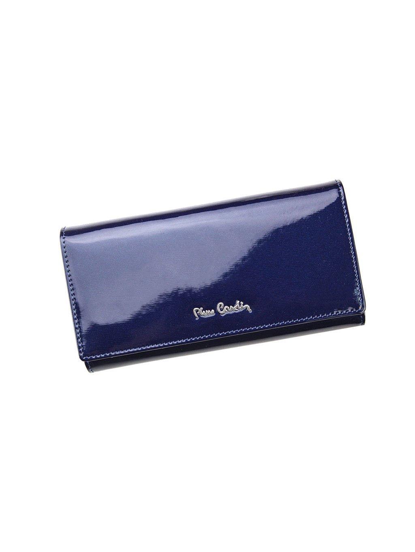 Dámská kožená peněženka Pierre Cardin 05 LINE 114 modrá