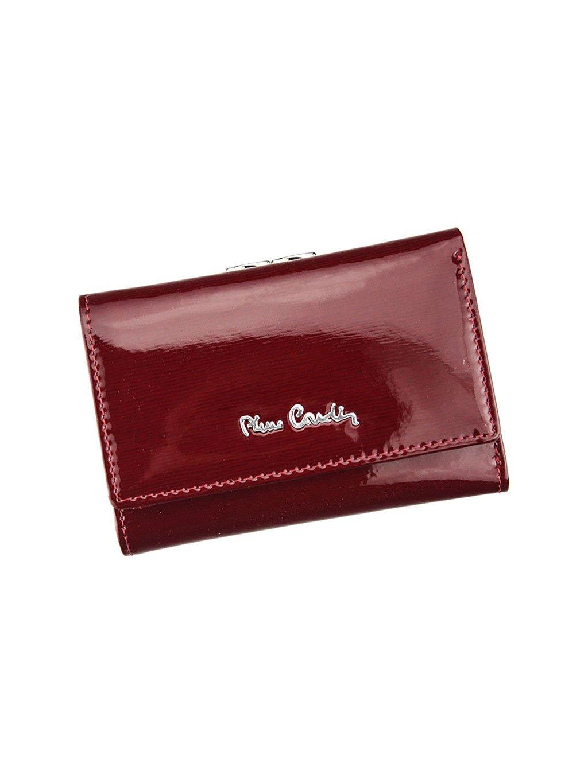 Dámská kožená peněženka Pierre Cardin 05 LINE 117 červená
