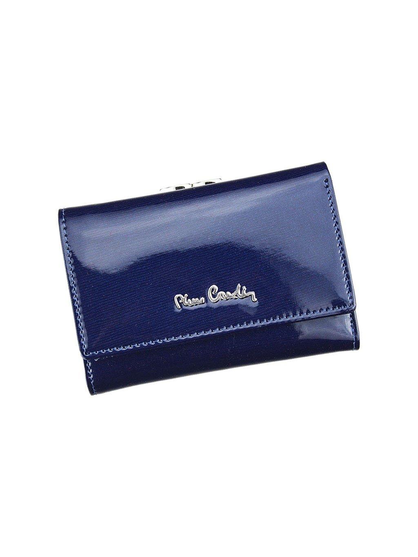 Dámská kožená peněženka Pierre Cardin 05 LINE 117 modrá