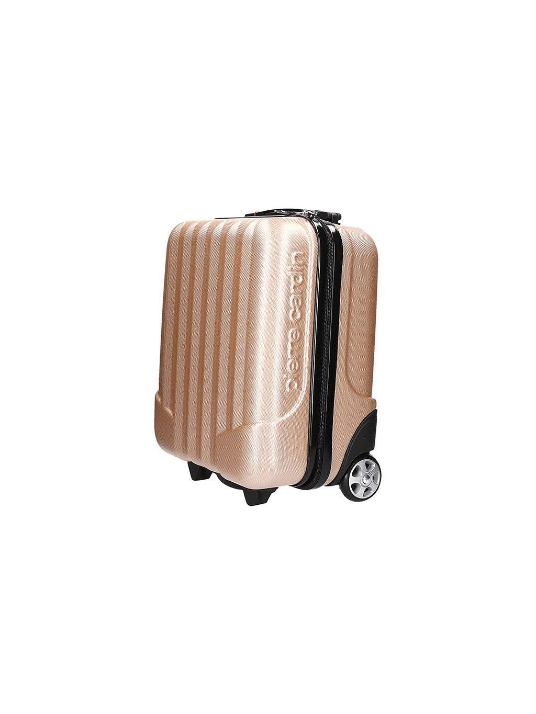 Cestovní kufr Pierre Cardin 1650 DIBAI03 CAB bronzový
