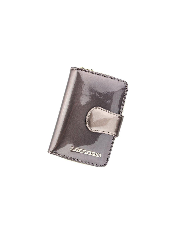 Dámská kožená peněženka Gregorio SH-115 šedá