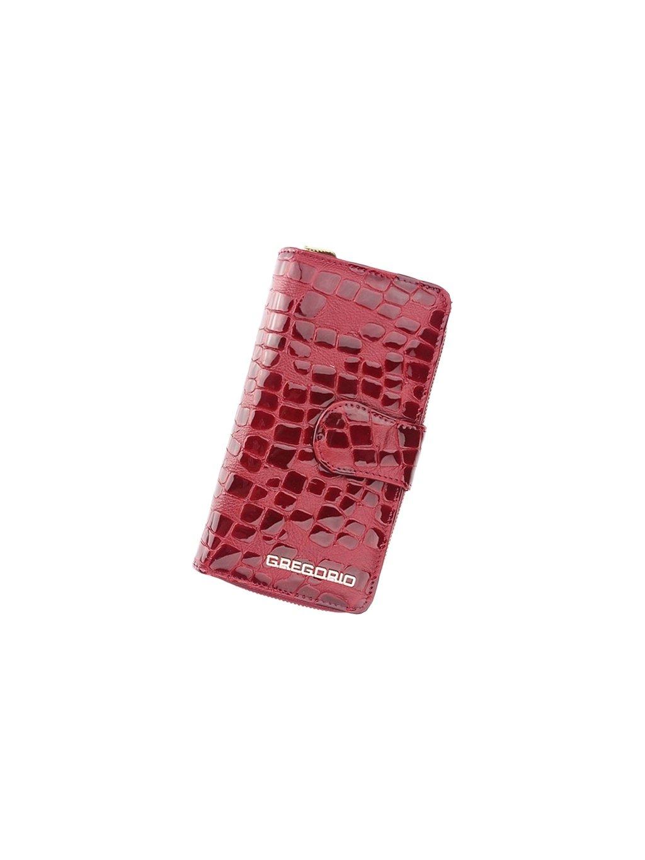 Dámská kožená peněženka Gregorio FS-116 vínová