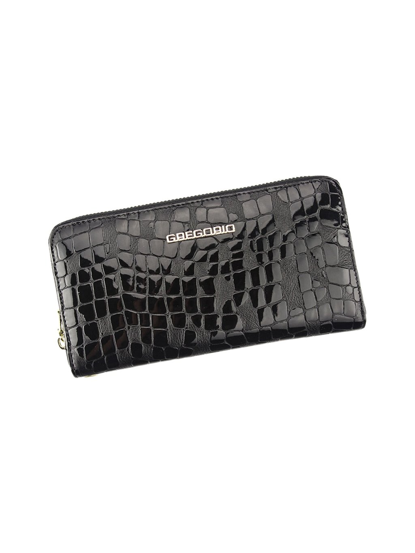 Dámská kožená peněženka Gregorio FS-118 černá